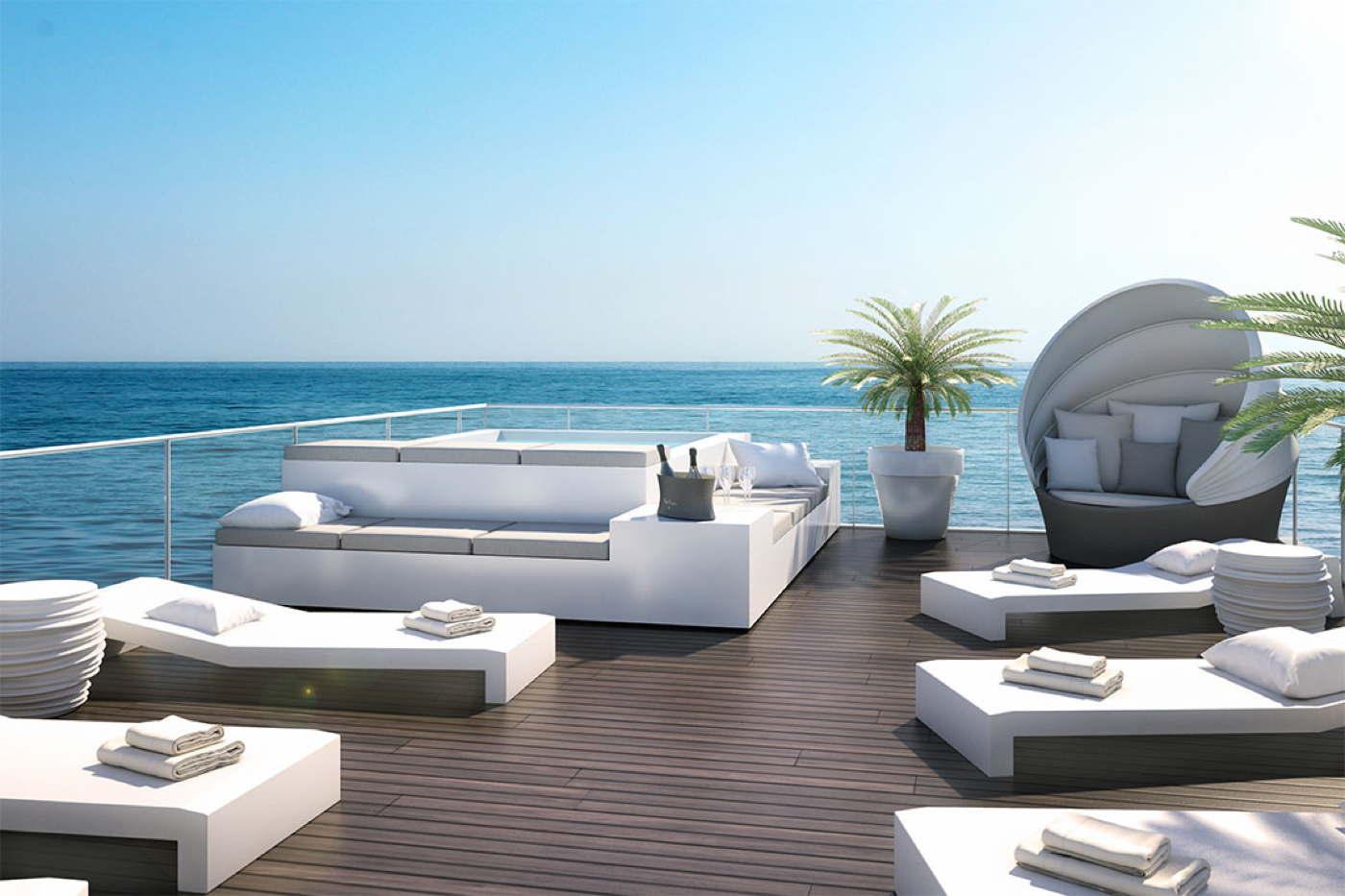 Floating Penthouse