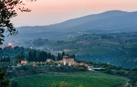 Italien - TUSCANY - Greve - Vitigliano Relais & Spa -