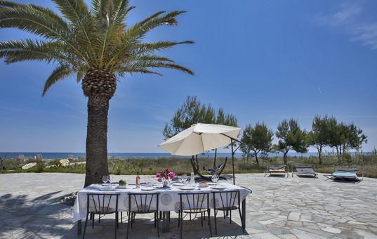 Frankreich - CORSICA - Taglio Isolaccio - Villa Monte Cristo - seaside vacation home in corsika