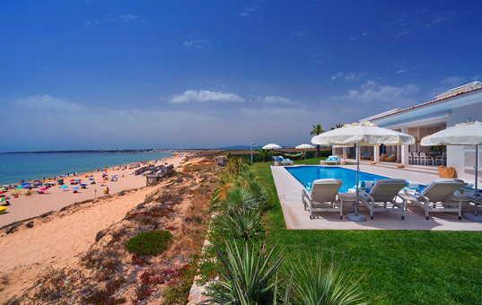 Portugal - ALGARVE - Galé  - Beach Villa Hibiscus -