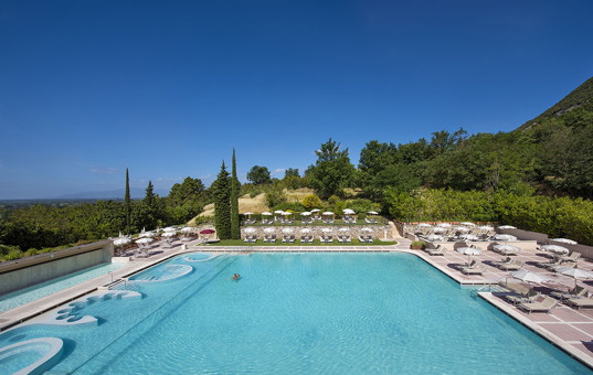 Italien - TUSCANY - Monsummano Terme - Grotta Giusti Wellness Hotel & Spa - thermal pool grotta giusti tuscany