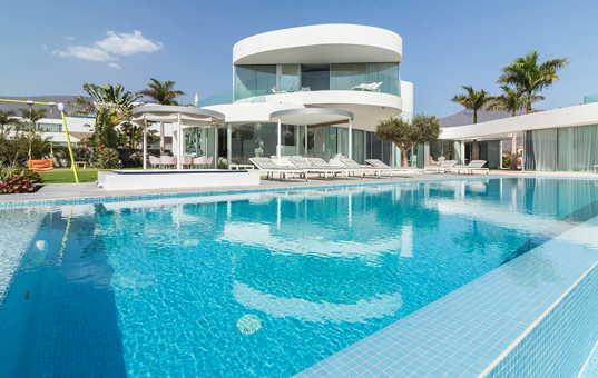 Spanien - CANARY ISLANDS - TENERIFE - Costa Adeje - Villa Oasis -