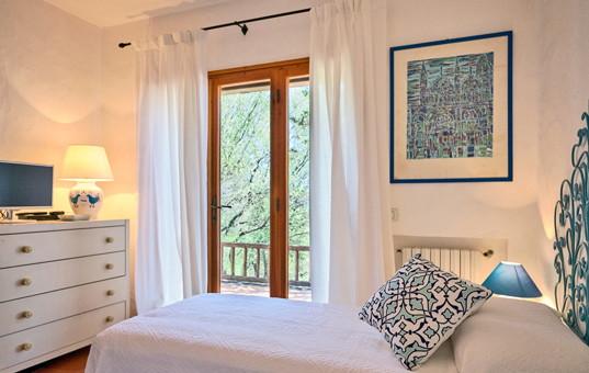 Italien - SARDINIA - Marinella - Villa Stazzu Cannareddu - bedroom of sardinian villa