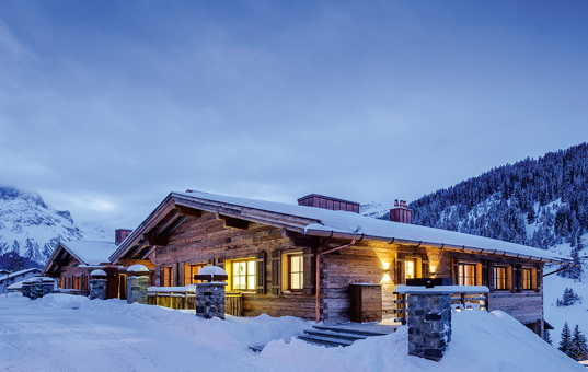 Österreich - TYROL - ARLBERG - Lech - The Alpine Retreat -