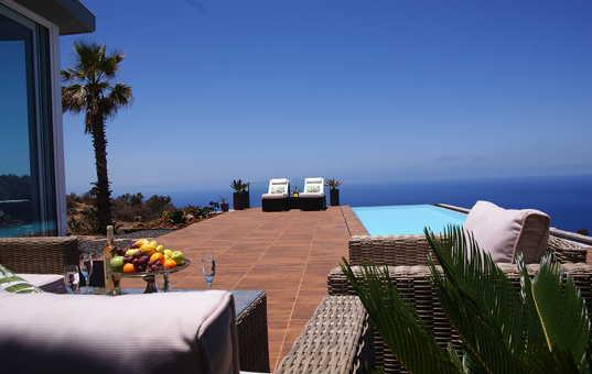 Spanien - CANARY ISLANDS - LA PALMA - Puntagorda - Pura Vida -