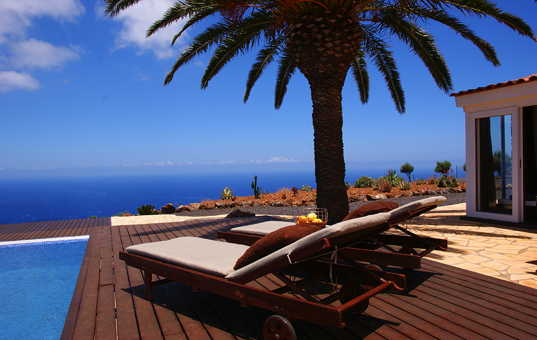 Spanien - CANARY ISLANDS - LA PALMA - Puntagorda - Finca Palomar -