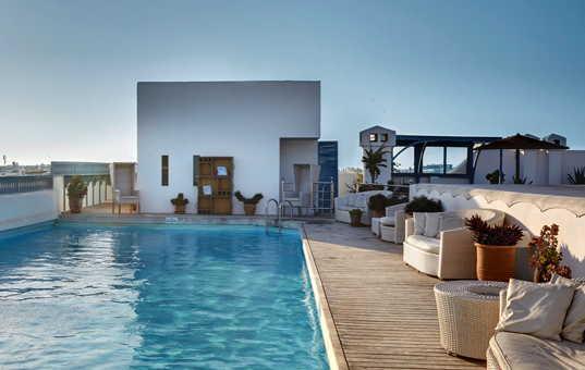 Afrika - MOROCCO - Essaouira - Heure Bleue Palais -