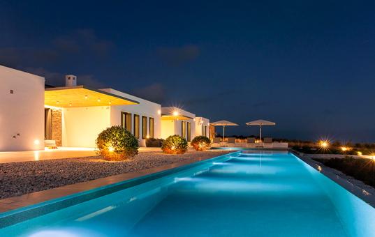 Griechenland - CYCLADES - PAROS - Aliki - Villa Agairia -