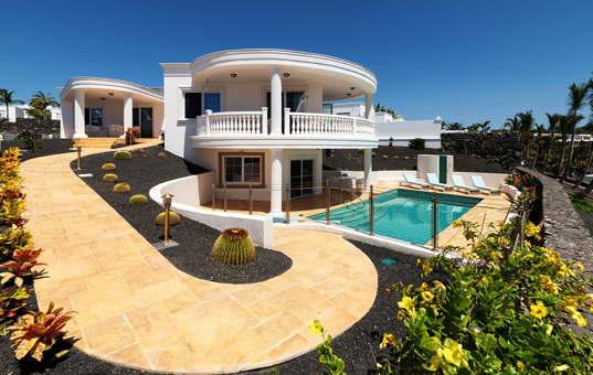 Spanien - CANARY ISLANDS - LANZAROTE - Puerto Calero - Villa Puerto Calero -