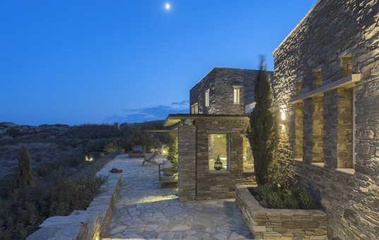 Griechenland - CYCLADES - TINOS -  - Villa Xenia -