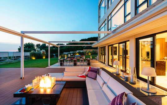 Italien - SICILY - Syrakus - Villa Angelina -