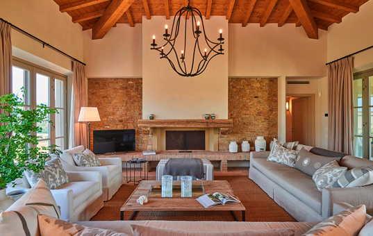 Italien - TUSCANY - Montaione - Villa Castelfalfi 1 -