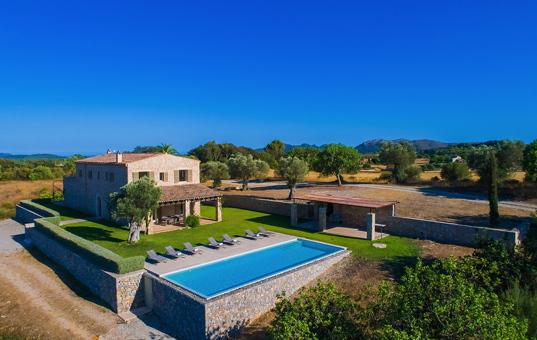 Spanien - BALEARIC ISLANDS - MAJORCA - Artà - Villa Carrossa Cuatro -
