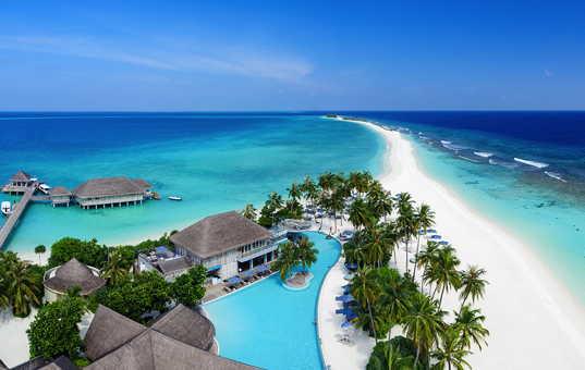 Indischer Ozean - MALDIVES - Baa Atoll / nördliche Malediven - Finolhu Resort -