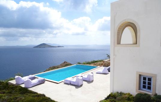 Griechenland - DODECANESE - PATMOS - Grikos - Villa Tatyana -