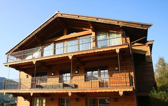 Österreich - TYROL - KITZBÜHEL - Jochberg - Penthouse Laura -