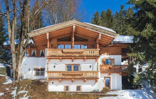 Österreich - Tirol  - Kitzbühel - Reith - Chalet Valerie -