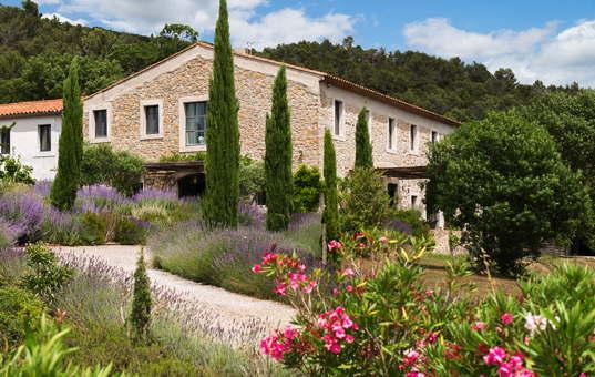 Frankreich - OCCITANIE - Montlaur - Villa Fraissinede -