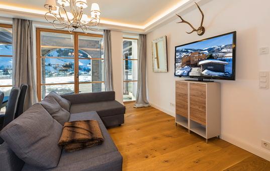 Österreich - TYROL - KITZBÜHEL - Jochberg - Deluxe Apartment Claire -