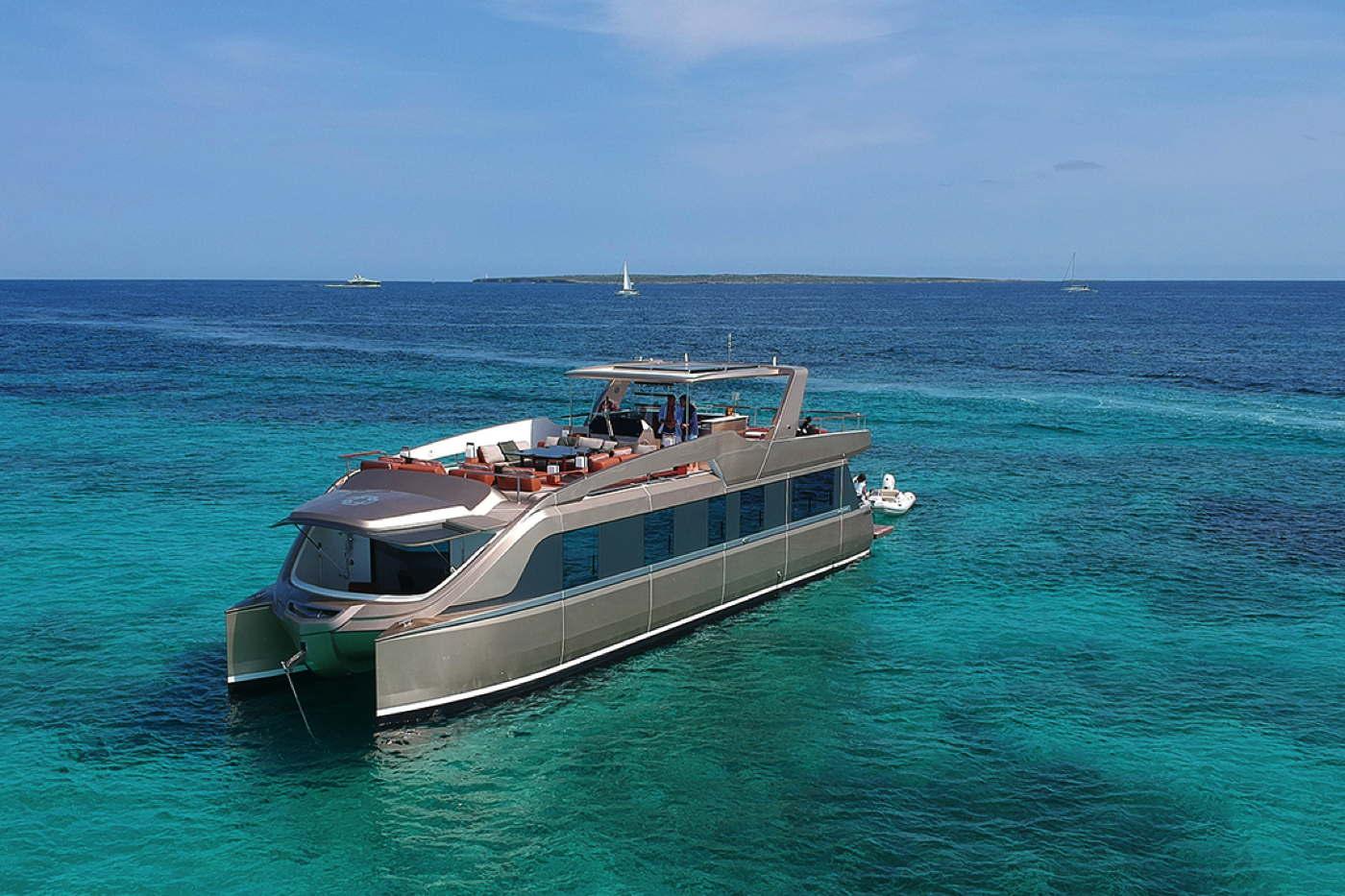 Floating Villa Goldfinger