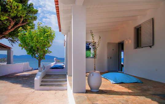 Griechenland - PELOPONNESE -  - Asterias Beach -