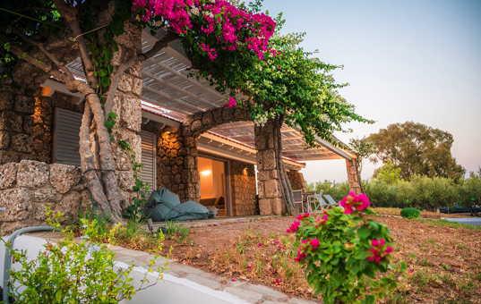 Griechenland - PELOPONNESE -  - Asterias Garden -