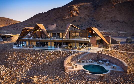 Afrika - NAMIBIA - Namib Rand Naturreservat - Sossusvlei Desert Lodge -
