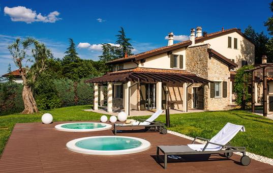 Italien - EMILIA-ROMAGNA - Varignana - Villa Masino -