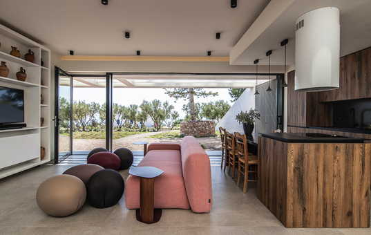Griechenland - CYCLADES - PAROS - Aliki - Secret Garden House -