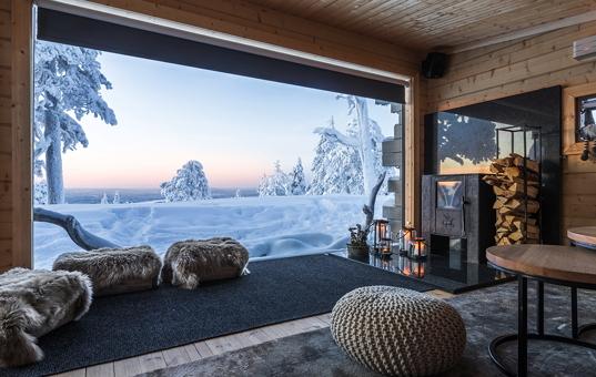Finnland - Rovaniemi/Lappland - Octola Wilderness Lodge -