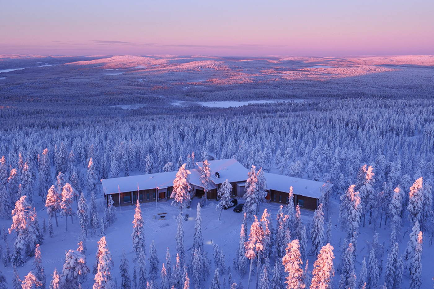 Octola Wilderness Lodge