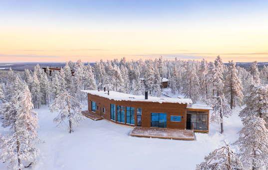 Finnland - Rovaniemi/Lappland - Octola Villa -