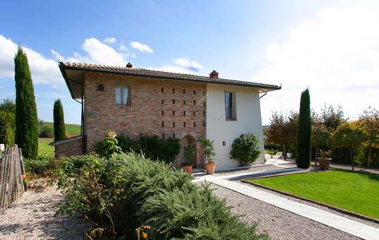 Italien - TUSCANY - Foiano delle Chiana - Villa Scannagallo -
