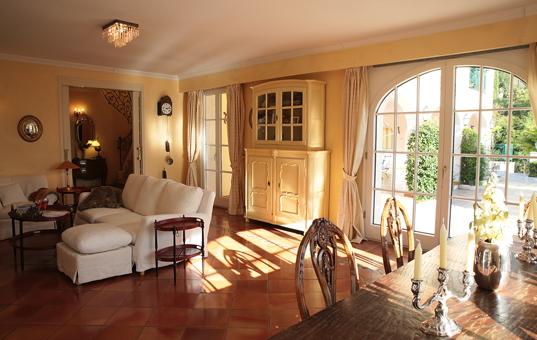 Frankreich - COTE D'AZUR - Mougins - Villa Almarin -