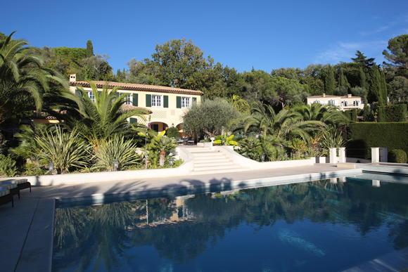 holiday home France rental self France Côte d'Azur Nice Mougins Villa Almarin