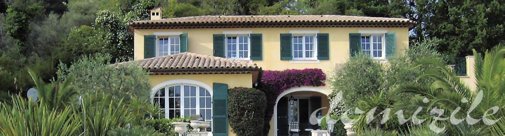holiday villa-rental villa-holiday home with pool-vacation villa-Mougins-France