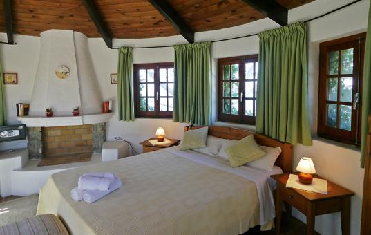 Spanien - BALEARIC ISLANDS - IBIZA - San Antonio - Villa Colina - cozy bedroom