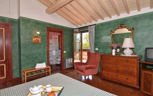 Italien - TUSCANY - Montiano - Villa Val delle Vigne -