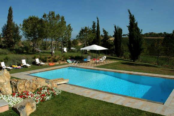 Luxury villa Italy self Italy Tuscany Maremma Grosseto Montiano Villa Val delle Vigne