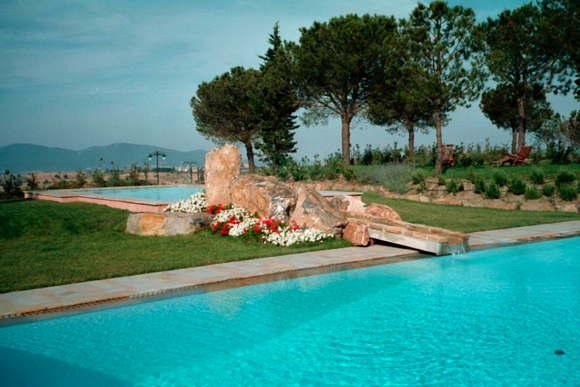 villa rental tuscany self Italy Tuscany Maremma Grosseto Montiano Villa Val delle Vigne