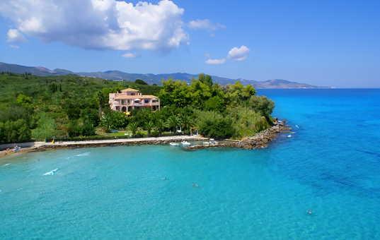 Griechenland - IONIAN ISLANDS - ZAKYNTHOS - Alikanas - Spiti Calypso - Apartment Alkyone -