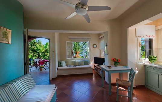 Griechenland - IONIAN ISLANDS - ZAKYNTHOS - Alikanas - Spiti Calypso - Apartment Iris -