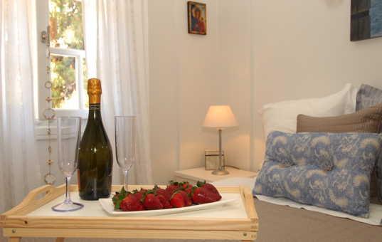 Griechenland - IONIAN ISLANDS - ZAKYNTHOS - Alikanas - Spiti Calypso - Apartment Clio -