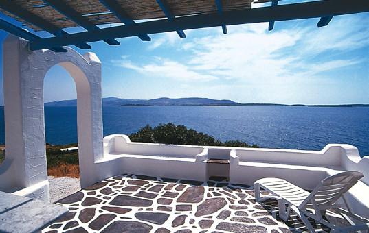 Griechenland - Kykladen  - Paros  - Agia Irini - Agia Irini 7 -