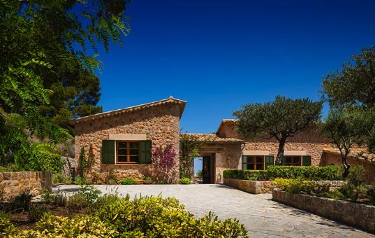 Spanien - Balearen  - Mallorca - Banyalbufar - Punta de S'Aguila -