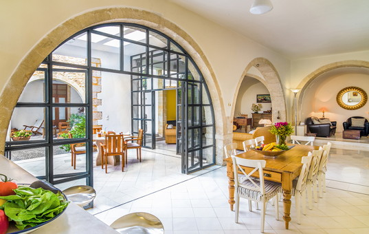 Griechenland - CRETE - Maroulas - Villa Fokas -