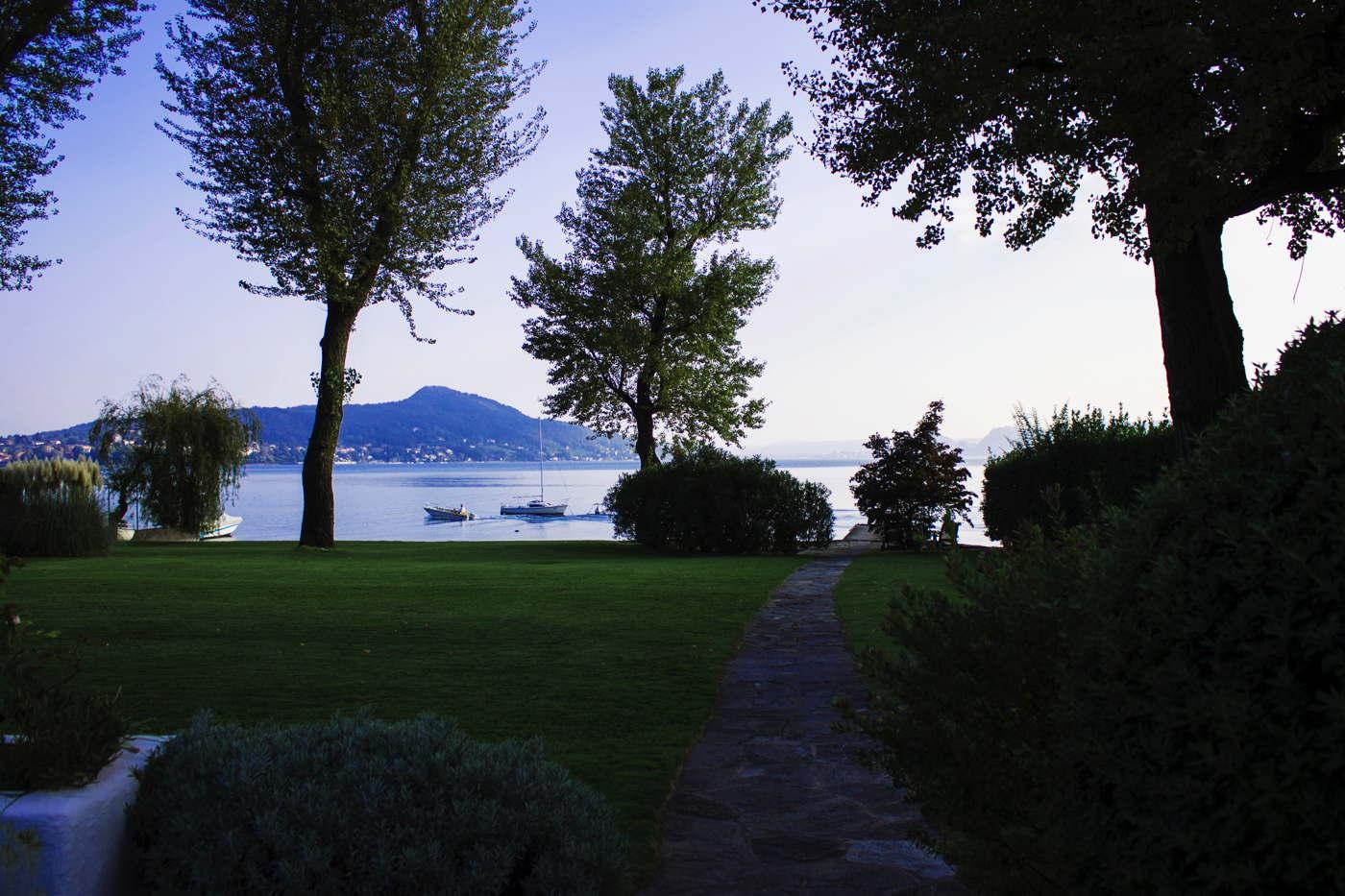 Ferienhaus lago maggiore in italien mit seezugang for Lago maggiore casa