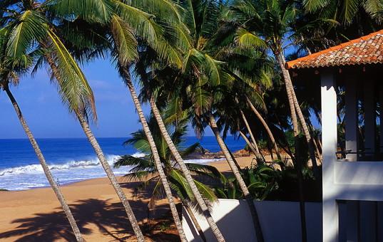 Indischer Ozean - SRI LANKA - Induruwa - Villa Nisala - beachvilla sri lanka