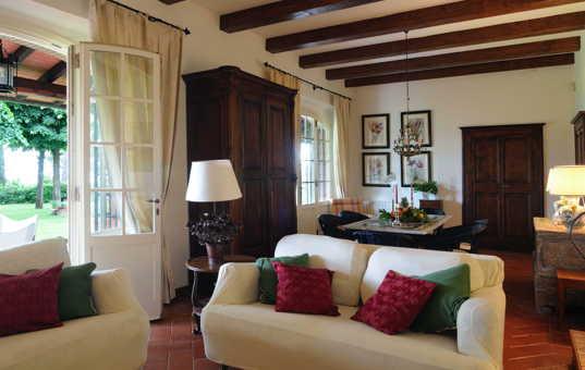 Italien - TUSCANY - Gavorrano  - Villa La Pineta -