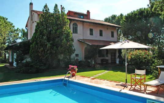 Italien - Toskana  - Gavorrano  - Villa La Pineta -